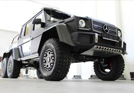CARWRAP Mercedes 3M Black matte od ABARTstyle