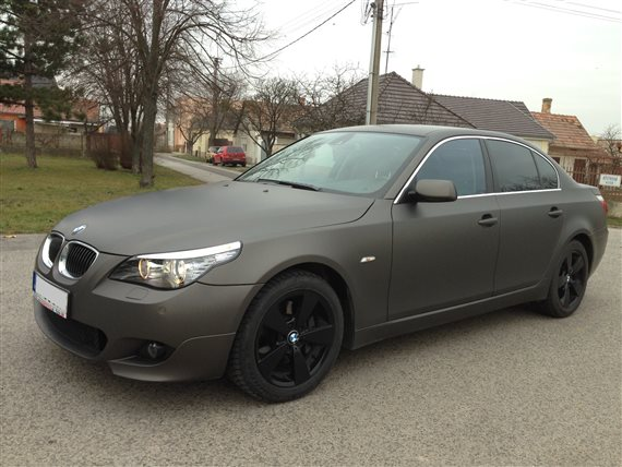 polep 3M BMW matte