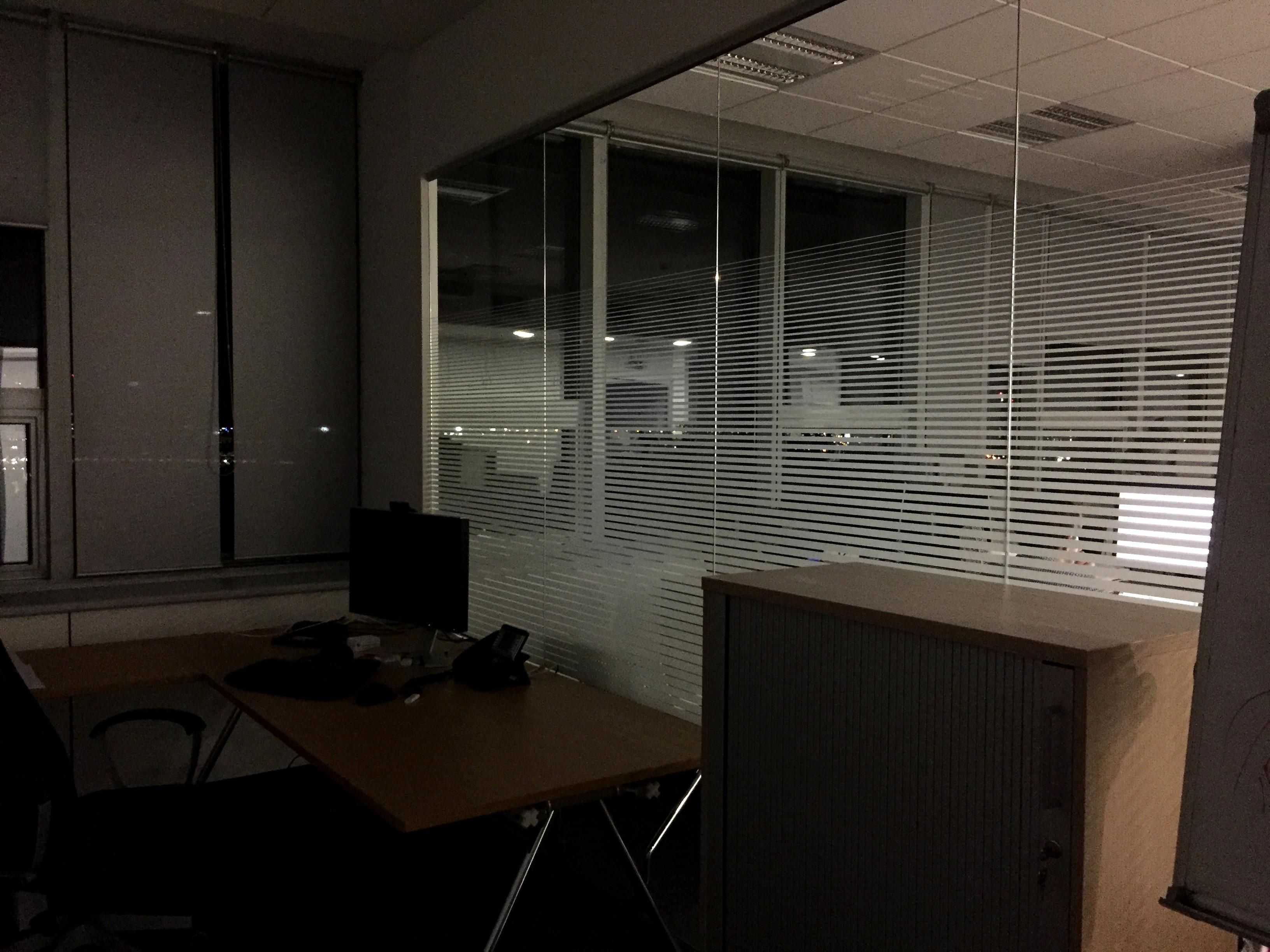 folie do kancelárie na sklo